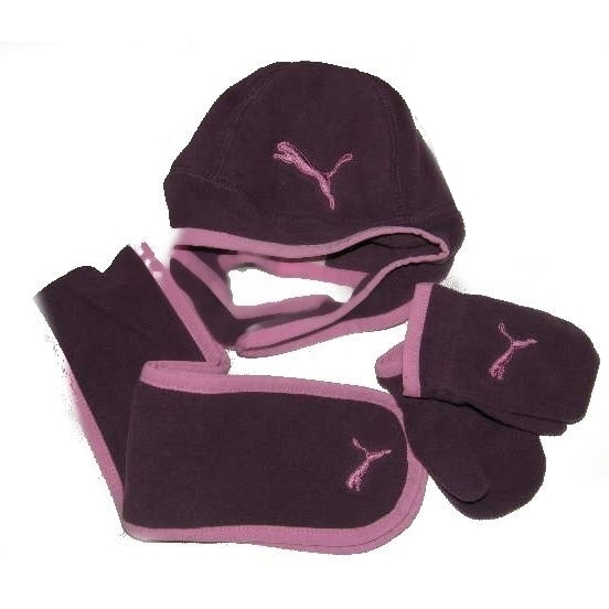 detsky set – tyke fleece set – fialovy