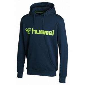 hummel-classic-bee-hood-herren-blau-gruen-36-500-7511-handball-handball-bekleidung-handballer-pulli-hoodie-handbaelle
