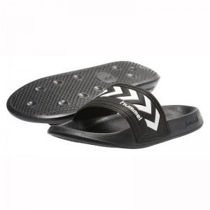 hummel-larsen-slipper-schwarz