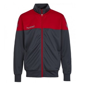 hummel-sirius-poly-jacket-slate-red