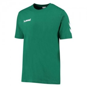 hummel-core-cotton-tee-evergreen-16-17