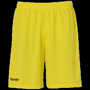 classic shorts - zlte