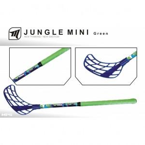 florbalova-hokejka-mps-jungle-mini-green