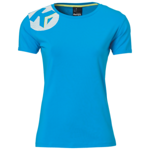 t-shirt modre w